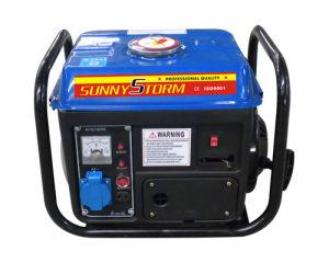 650W портативные бензиновые генераторной установки