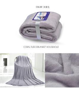 中国の製造者極度の柔らかいポリエステル北極の羊毛毛布