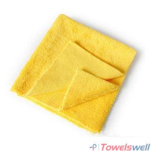 Sin extremos de Ultrasonidos (corte) Alquiler de toalla de microfibra de limpieza