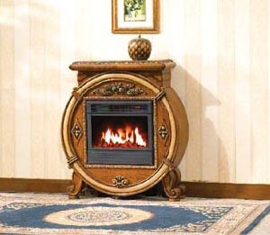 Electric Fireplace/Electric Fireplace Heater (625)
