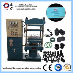 Gebildet in der China-bester Preis-Gummivulkanisierenpresse mit Hydraulikanlage