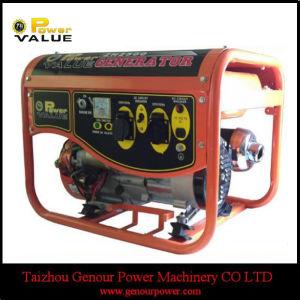 2014 бензинового двигателя мощностью 1 Квт мощности генератора (ZH1500-FS)