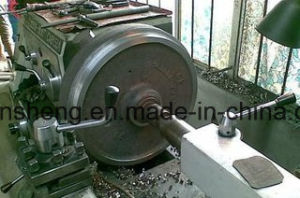 pièces de rechange du châssis porteur de nivelage machinerie de construction de l'excavateur avant / arrière avec dispositif de tension du tendeur