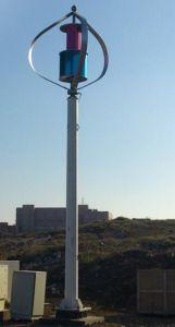 Dg 300W 12V 24V 수직 축선 바람 터빈