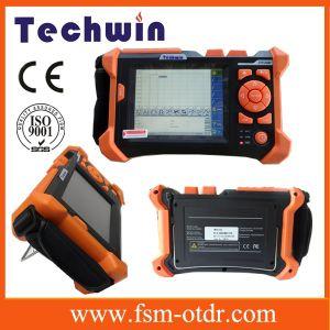 Techwin小型OTDRのテスターのメートルTw3100