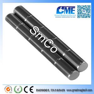 D10X6mm強い希土類ディスクのSmCo磁石