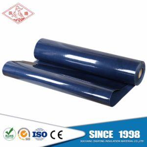 6520 Синяя бумага с пленки
