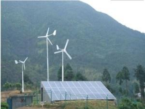 400W de horizontale Generator van de Molen van de Wind Populair voor het Lage Gebied van de Wind