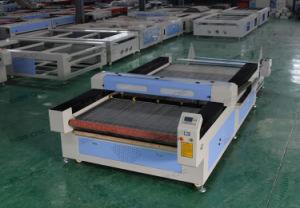 1630 Máquinas de corte a laser de alimentação automática de espuma autocolante//Pano Macio