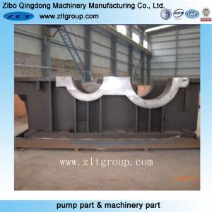 Sand-Gussteil-Edelstahl-/Kohlenstoffstahl-Metallgußteil mit der CNC maschinellen Bearbeitung