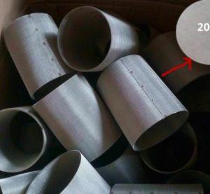 Aço inoxidável Cartuchos do Filtro de Malha de Arame sinterizado