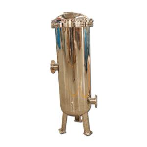 Sac en acier inoxydable 304 boîtiers de filtre