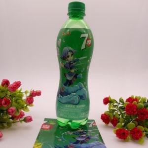 PVC POF PET OPS manchon rétractable étiquette de bouteille de boisson gazeuse