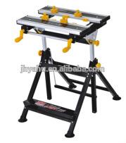 Inclinable r glable en hauteur du plan de travail workbench pliable table de travail outils de - Table de travail reglable en hauteur ...