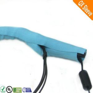 Cable trenzado de división Wrappable Semi-Rigid fundas
