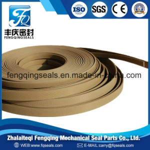 Friction Free ptfe bronze air Cylinder Seals Belt Guide Strip