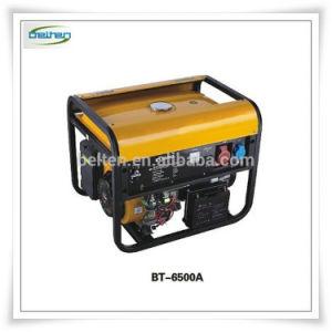 13HP 5KW eléctrico portátil 8500W preços gerador a gasolina