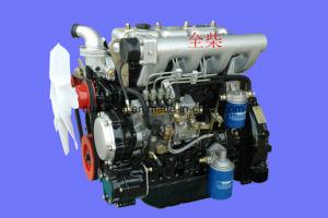 Un motore diesel raffreddato ad acqua dei 4 cilindri per il camion di forcella QC490ga