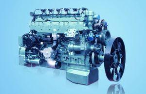 아주 새로운 물 Sinotruk 냉각 건축기계 엔진 T12