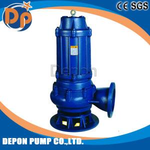 50Hz/60Hz sumergible de aguas residuales Bomba Centrífuga, Bomba de aguas residuales