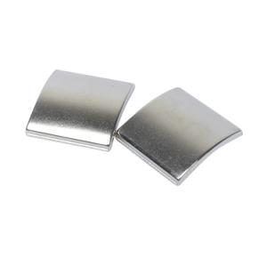 Высокая производительность N52 NdFeB Arc магнита