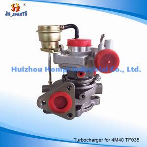 Auto Parts turbocompresor para Mitsubishi 4m40 TF035 4D202012 Me56/4D56T/4D5CDI/4D D D34/431/432/4D68
