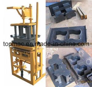 Interlocking Concrete BricksのためのペーバーBlock Machine