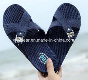 EVA zapatilla tobogán de agua de la playa de zapatos (971)