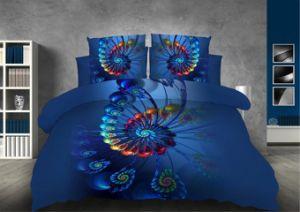 Textil hogar dispersar en 3D Imprimir edredón nórdico Sábana