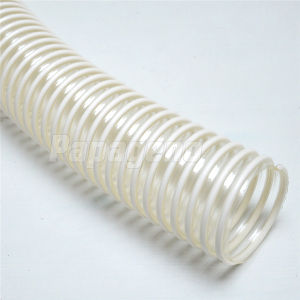 高圧および温度の適用範囲が広い空気システムPU管の螺線形のホース