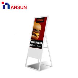 Горячая продажа постоянного портативный ЖК-дисплей для Digital Signage онлайн магазин