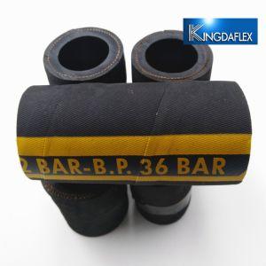 32*48mm Gewebe verstärkter Gummisandstrahlen-Schlauch