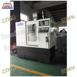 Fresadora del CNC del Centro de Máquina de Enseñanza Vmc400