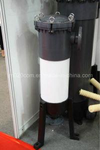 La caja del filtro de agua de filtro de plástico para la filtración de agua