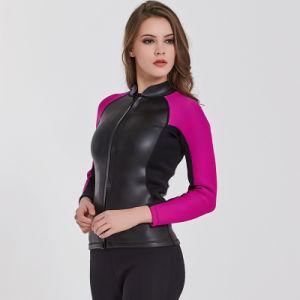 Material de couro 2mm mergulho adequados para as mulheres