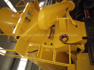 HOWO 8X4 371HP 12МУП конкретные погрузчик заслонки смешения воздушных потоков для продажи