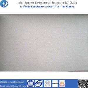 Sacchetto filtro del collettore di polveri della composizione in PPS per industria di metallurgia