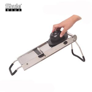 Stainless Steel 304 Manual Vegetable Slicer
