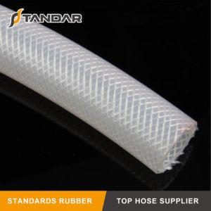 Limpar o tubo de borracha de silicone macia com certificado SGS