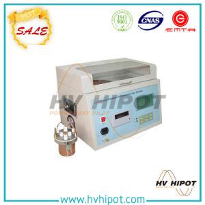 GD6100 Capacitância & Tan Delta testador para óleo de isolamento