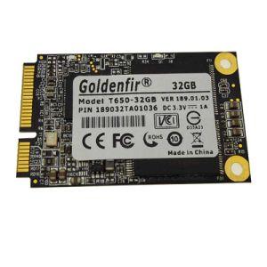 Твердотельные накопители Goldenfir 32 ГБ мини Msata ТВЕРДОТЕЛЬНЫЕ ЖЕСТКИЕ ДИСКИ SATA3 II 32GB HD SSD твердотельный диск все сигнал ПК SSD Msata 32GB самая низкая цена