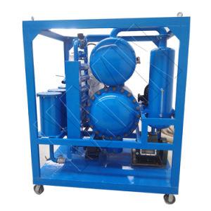 Chongqing-Vakuumtransformator-Öl-Reinigungsapparat-Maschinerie mit hohes Vakuumsystem
