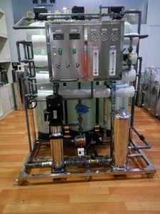 RO System 2000L/H di Industial per Water Treatment con UV