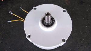 Turbine van de wind wijdde Permanente Magneet met 100W