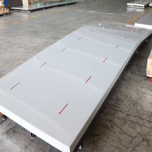 雨溝/Downspoutのための3003h24 1100h26のPEのコーティングカラー上塗を施してあるアルミニウムシート