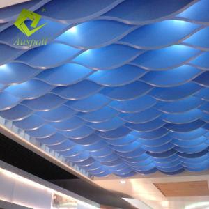 Sala de Exposiciones decoración exterior de la pantalla del panel de pared paneles de revestimiento