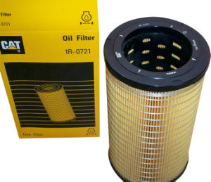 Construction Machinery Parts (2P4004)のための幼虫Oil Filter