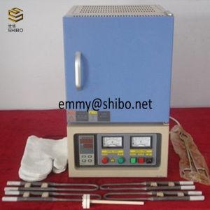 Ofen des Kasten-Box-1200, Muffelofen mit programmierbarem Controller