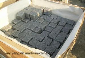 Cobbles van de Betonmolens van het graniet Straatsteen voor Openlucht