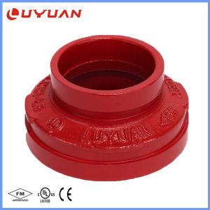 Riduttore concentrico del filetto duttile del ferro ASTM A536
